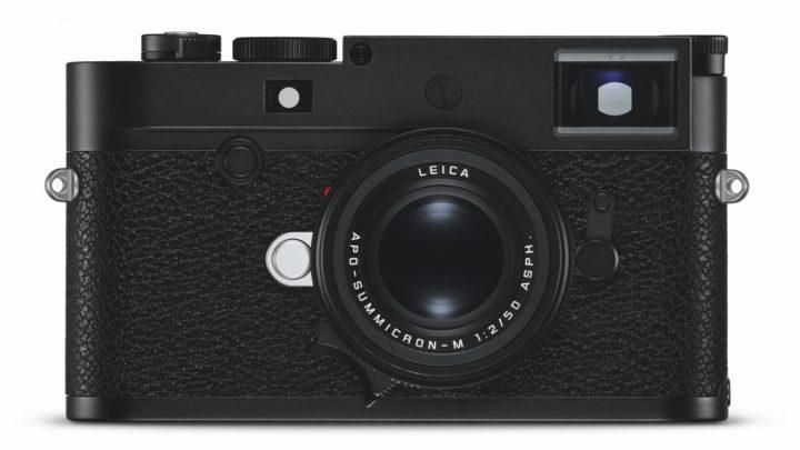 Leica M10-P 強化登場  最靜快門新增輕觸屏更方便