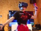 香港電競音樂節點少得 VR   HTC VIVE X  ZOTAC 亞洲首個  「VR Dance Fever」表演