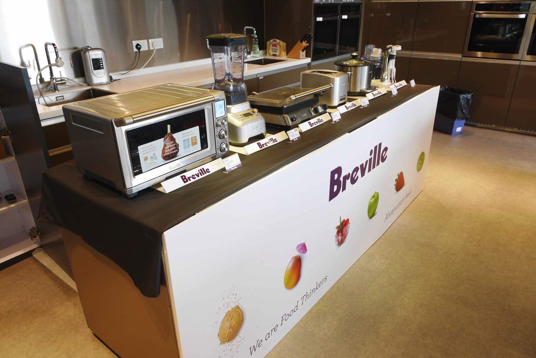 Breville 全新家電列陣  智能燒烤機家中大玩 BBQ