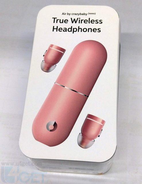 真無線耳機 Air by crazybaby NANO 開賣 HK$899 全方位全面實測