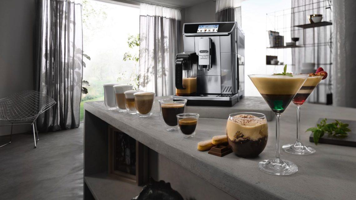 De'Longhi PrimaDonna Elite ECAM650.85 咖啡機   手機 App 自製個人化口味
