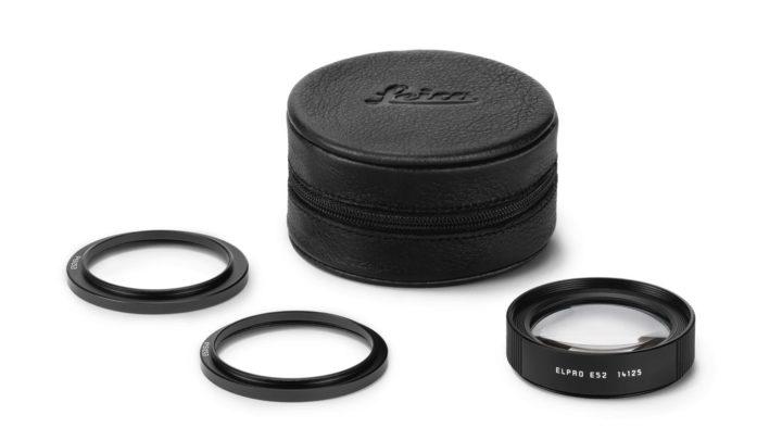 高質素微距拍攝! Leica 推 M 鏡頭 / TL 鏡頭專用 Elpro 52 近攝鏡