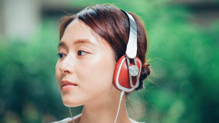 古典設計 40mm 釹磁單元   Moshi Avanti 耳罩式耳機