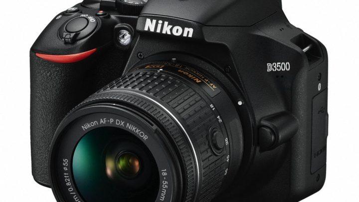入門級單反 Nikon D3500 登場  電量夠長單次充電影足千五張相