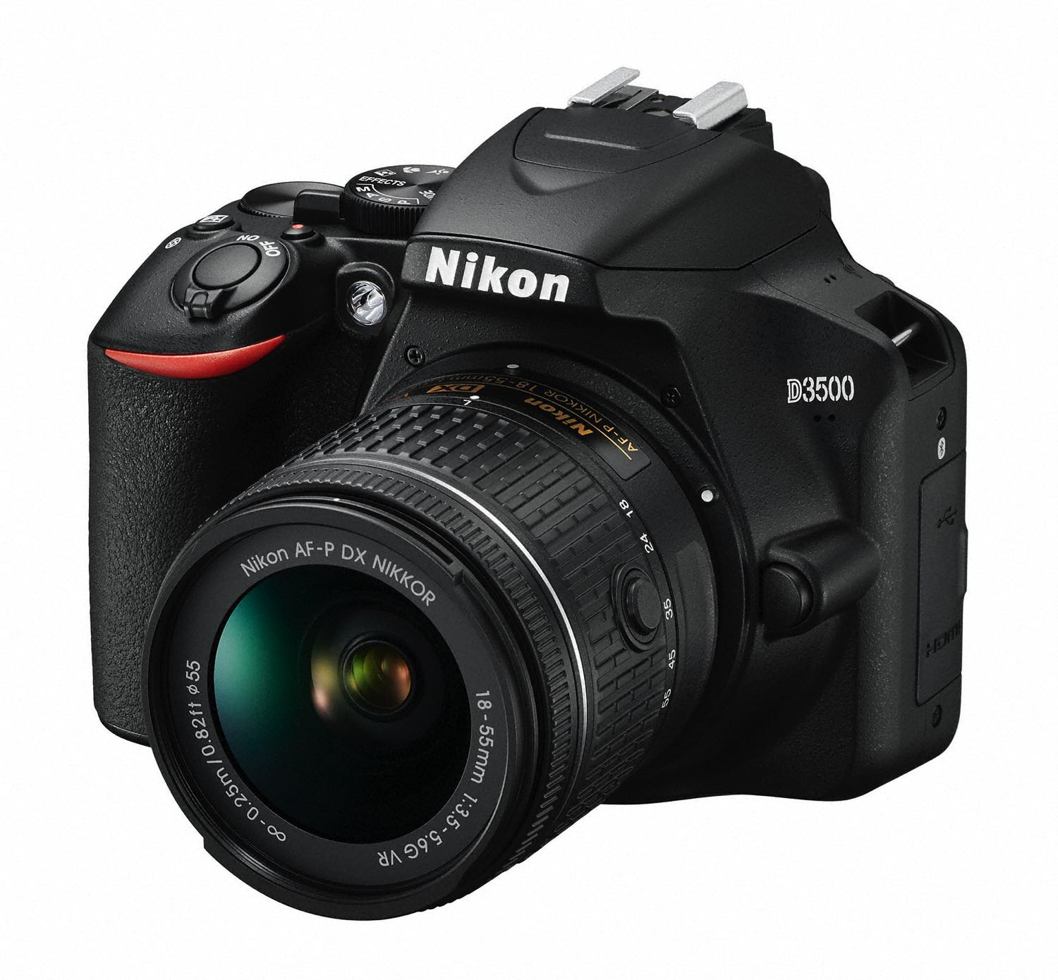 Turn moments into memories with the new Nikon D3500