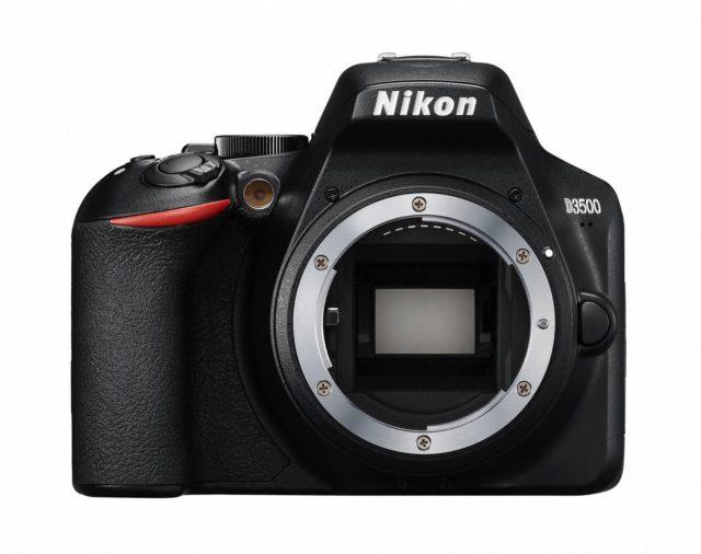 入門級 單反 Nikon D3500 登場  電量夠長單次充電影足千五張相