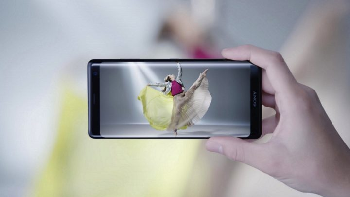 Sony Xperia XZ3 德國 IFA 現身  AI 側屏感應反學 HTC ?