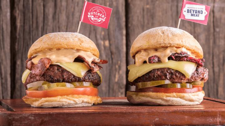 漢堡包都有得走肉? The Butchers Club 五月推 素食漢堡
