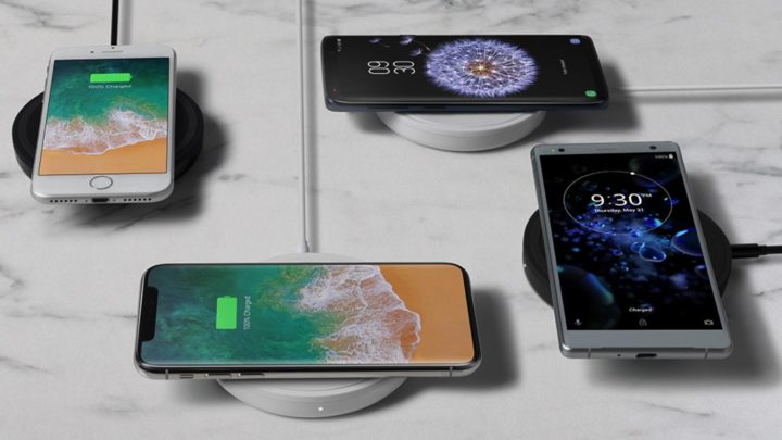 Belkin 全新 Qi 智能手機充電器   iPhone 、 Samsung 、 Sony 全通用