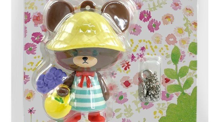 日本繪本「 小熊學校 」推八通通配飾  一齊返工返學四圍去