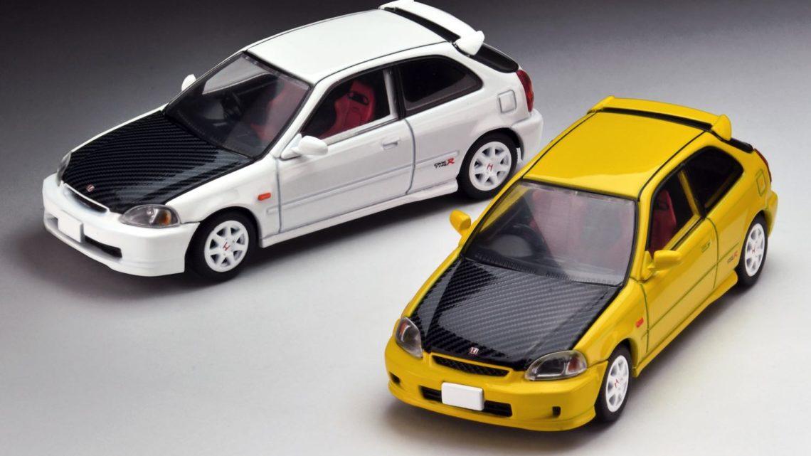 Civic 車迷好消息! 全球獨家.香港別注版 Honda Civic Type R Custom 車仔發售