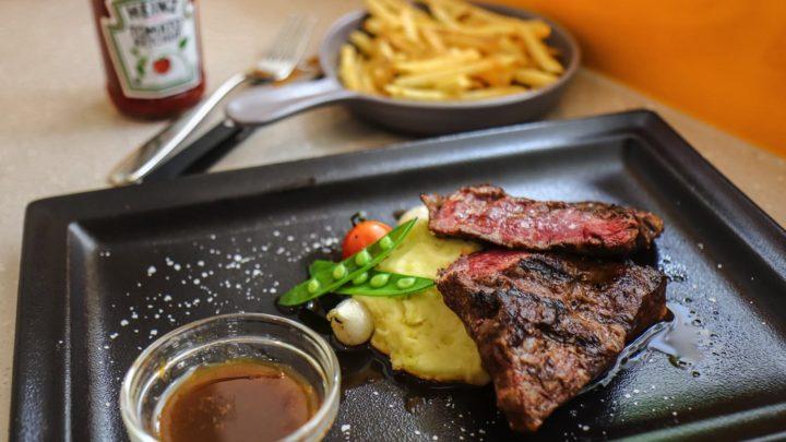 平鐵牛扒專門店 Top Blade Steak Lab 進駐銅鑼灣 朱古力飼牛肉期間限定