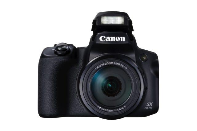 Canon PowerShot SX70 HS 65 倍光學變焦 / 0cm 超微距 /支援插咪