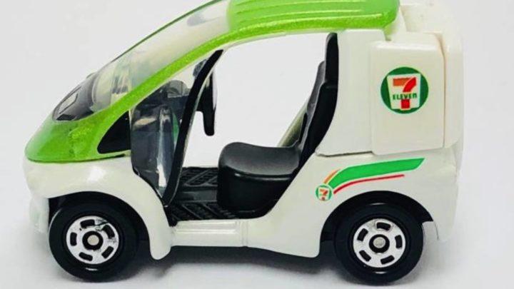 7-Eleven 獨家發售  兩款香港首次推出 TOMICA 車仔