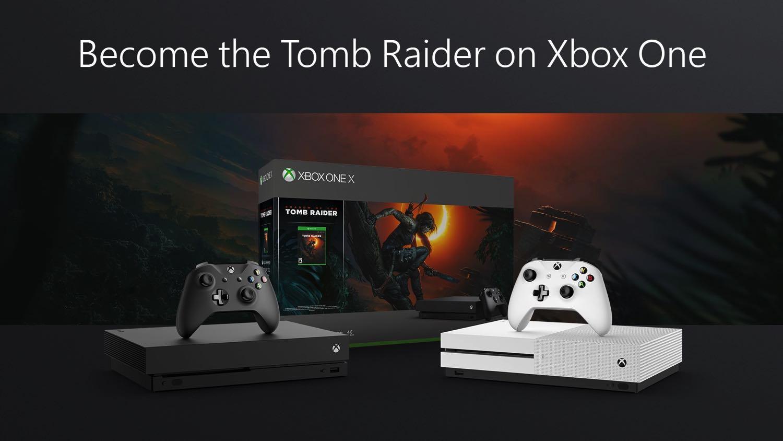 羅拉又再回歸!《 Shadow of The Tomb Raider 》 2 款 Xbox One 套裝推出