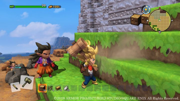 PS4 版「 勇者鬥惡龍 創世小玩家2 破壞神席德與空蕩島 」  將支援繁體中文