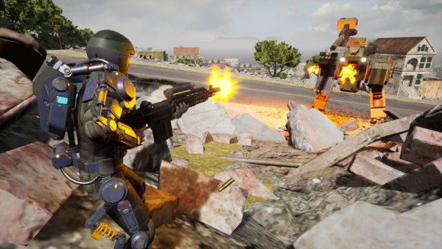 《 地球防衛軍5 》繁體中文版  2018 年 12 月 11 日正式發售