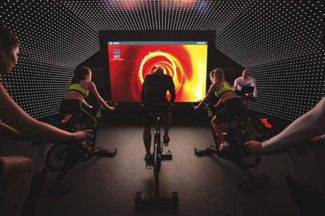 eliment FitLax 北角新店 引入 Fitness on Demand 自己揀課程 運動