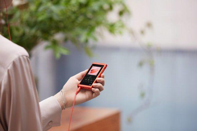 Sony 高解析度音訊 Walkman A50 系列 專攻入門 Head-Fi 友
