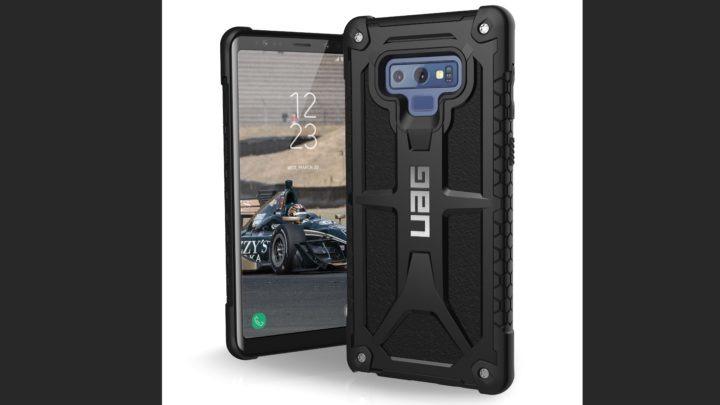 專為 Samsung Galaxy Note 9 而設  UAG 軍用級防撞手機殼