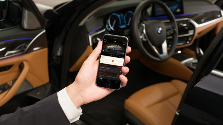 BMW 下年推 AI 語音智能系統  人面偵測司機轉歌變溫度