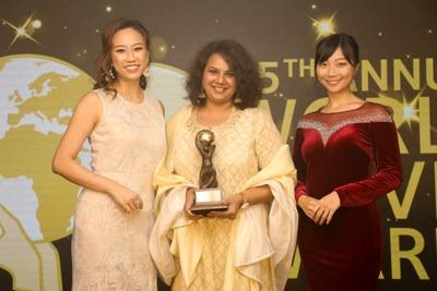 Deccan Odyssey 五次蟬聯亞洲領先豪華列車殊榮