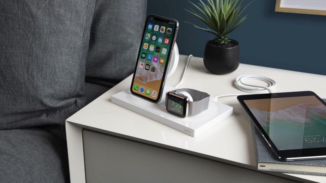 Belkin 推出 iPhone XS / XS Max / XR 及 Apple Watch S4 加強版 BOOST↑UP 無線充電底座