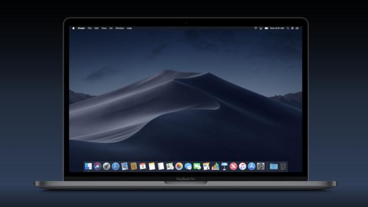 MacOS Mojave 更新正式推送  2012 年中期以後同步升級