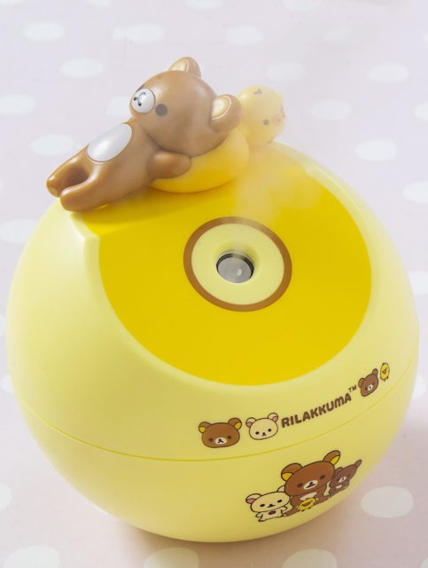 7-Eleven x 鬆弛熊 15 歲生日換負離子陶瓷梳 / USB 放濕器