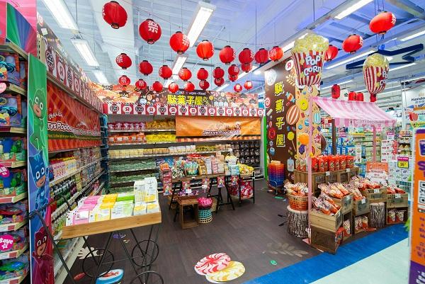 玩具反斗城 打造「日本秋祭 in 香港」 海運大廈旗艦店秋祭玩具樂園