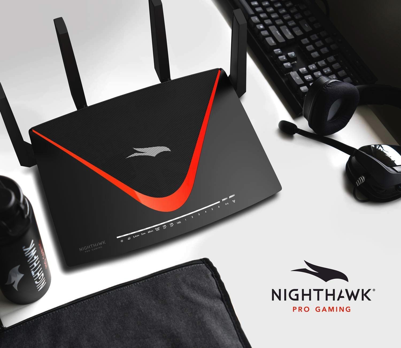 4K VR 遊戲串流超順暢  NETGEAR XR700 最強電競路由器