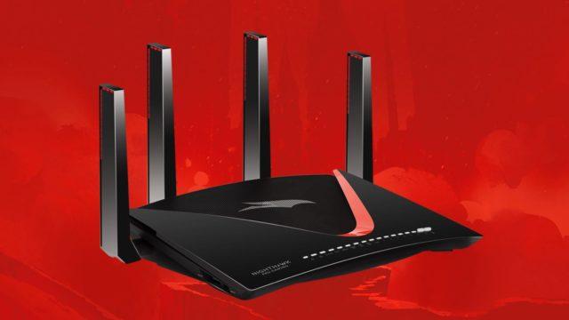 4K VR 遊戲串流超順暢  NETGEAR XR700 最強 電競 路由器