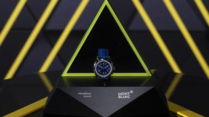 Montblanc 推出 Summit 2 智能手錶 全新 Timeshifter 降低時差影響
