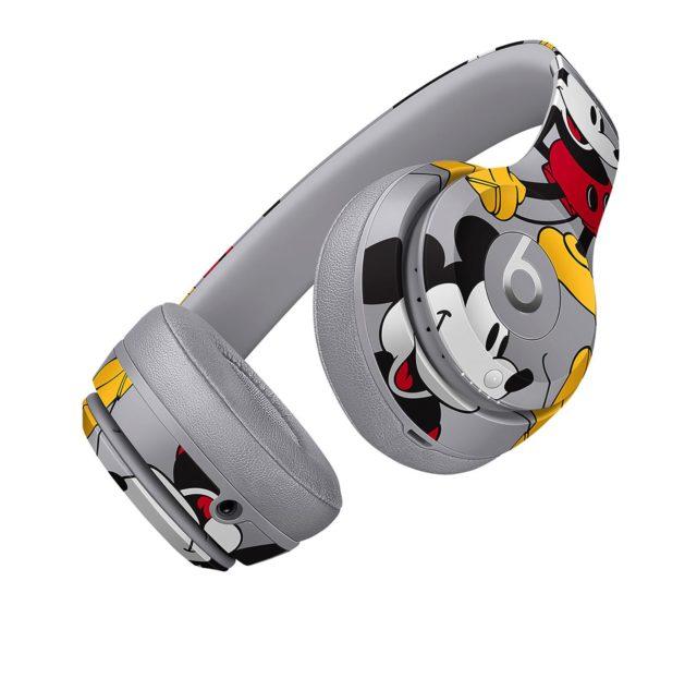 米奇迷喜訊! Beats by Dr. Dre 推出米奇 90 周年纪念版耳機
