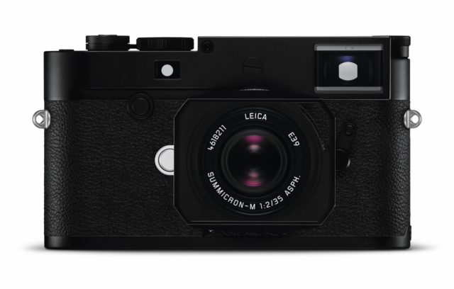 數碼機飛芒扮菲林機 Leica M10-D 靠 WiFi 駁手機睇相
