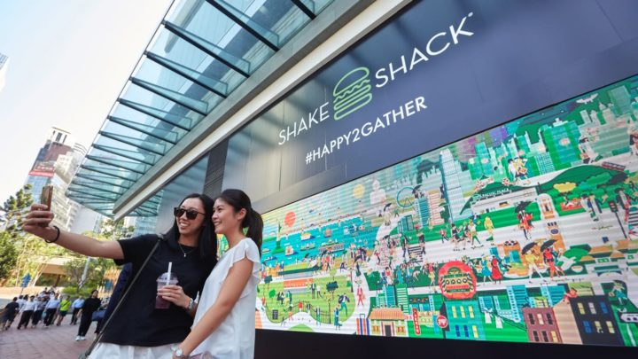 Shake Shack 將現身金鐘  設計虛擬「Shack Community」