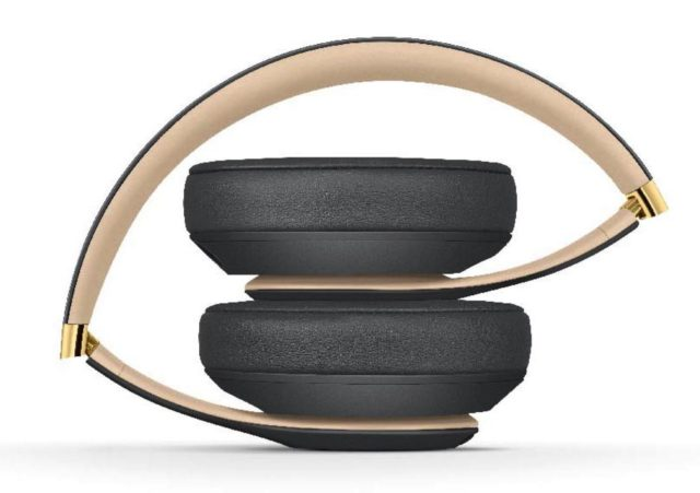 Beats by Dr. Dre  都玩金色?  全新奢華色彩升級 Studio3 Wireless 耳機