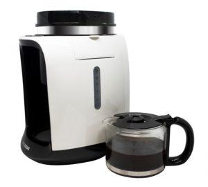 韓國 Hyundai 超抵玩全自動咖啡機  磨豆、沖泡咖啡一機搞掂