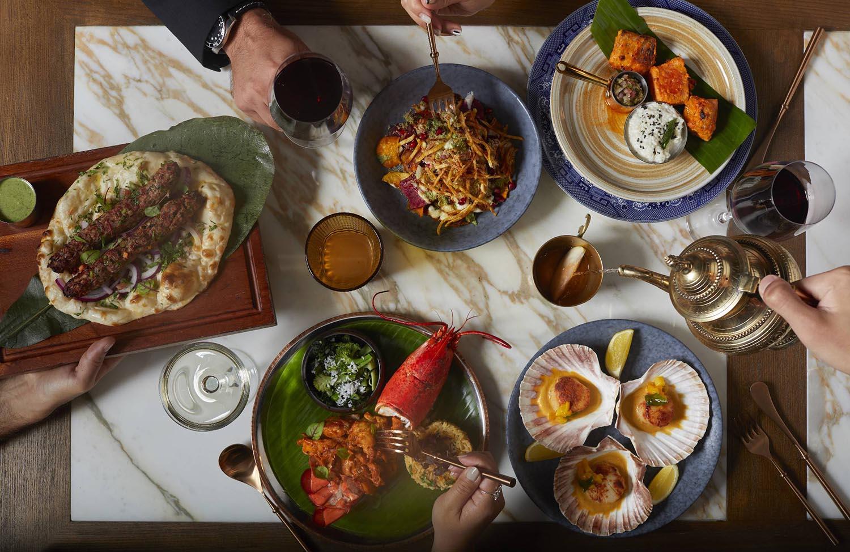 Chaiwala 推出驚喜節日菜單  味嚐印度排燈節盛宴