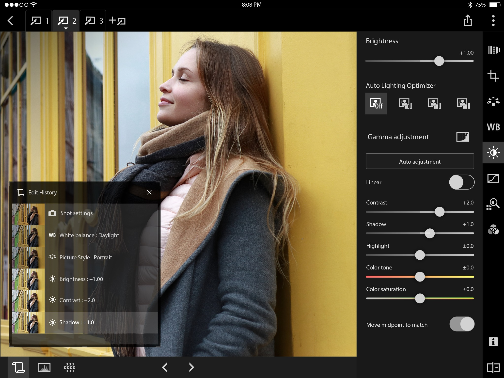 Canon announces the New Digital Photo Professional Express Mobile App