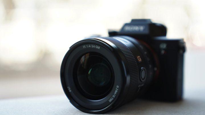 同級最輕! Sony 24mm F1.4 G Master 全片幅鏡頭追星必備