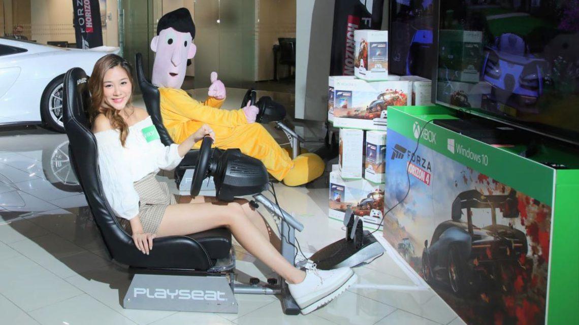《 三日兩夜 》陳詩欣撐場飈車 《 Forza Horizon 4 》標準版正式推出
