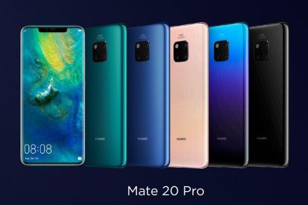 未出機先興奮?  HUAWEI Mate 20   Mate 20 Pro 推預購禮遇