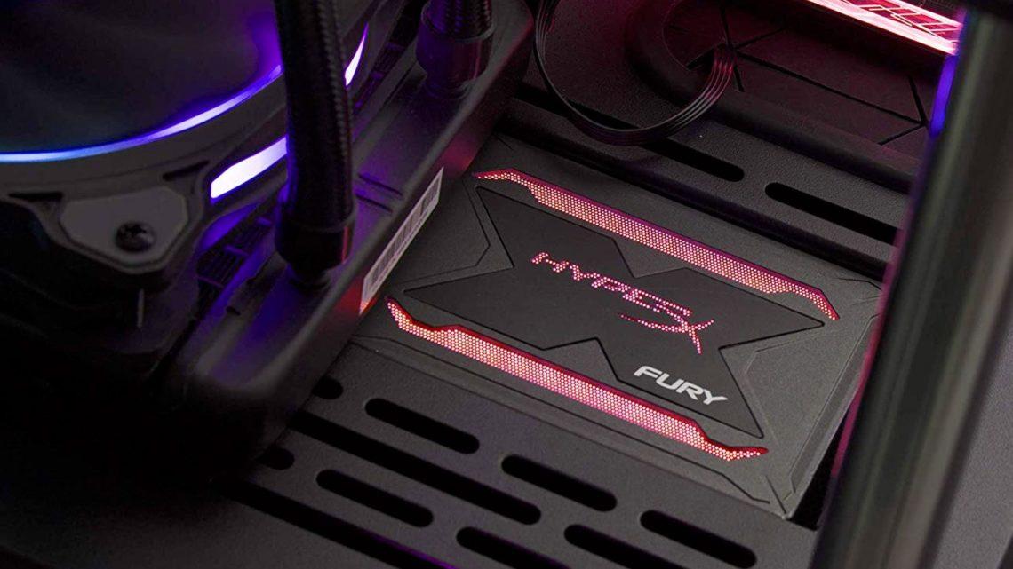 HyperX FURY RGB SSD / SAVAGE EXO 外接式硬碟 為遊戲儲存及效能提升方案