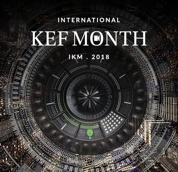 KEF 57 周年慶祝月 推出三重生日優惠以饗樂迷