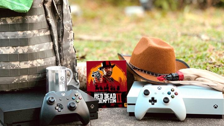 Xbox 自選熱玩勁作優惠 出機下載《 Red Dead Redemption 2 》慢慢玩