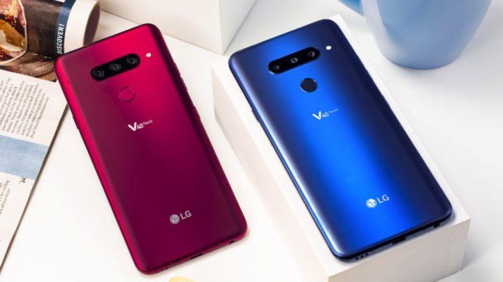 終於有聲氣?  LG V40 ThinQ  五鏡頭三連拍變 gif 圖
