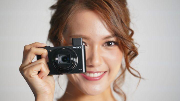 Sony 推全球最細旅行天涯機  HX99 / WX800 4K 拍片兼優化影像處理器