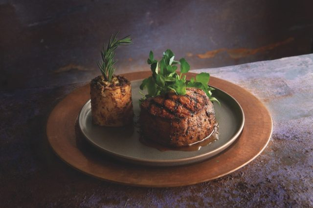 Morton's推出秋季菜式 天然免翁牛柳脂少肉香入口夠嫩 餐廳