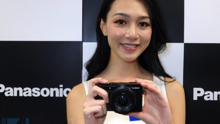 F1.7 大光圈直接相機 retouch    Panasonic LUMIX LX100 II 現身
